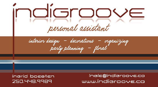 Interview with Indigroove